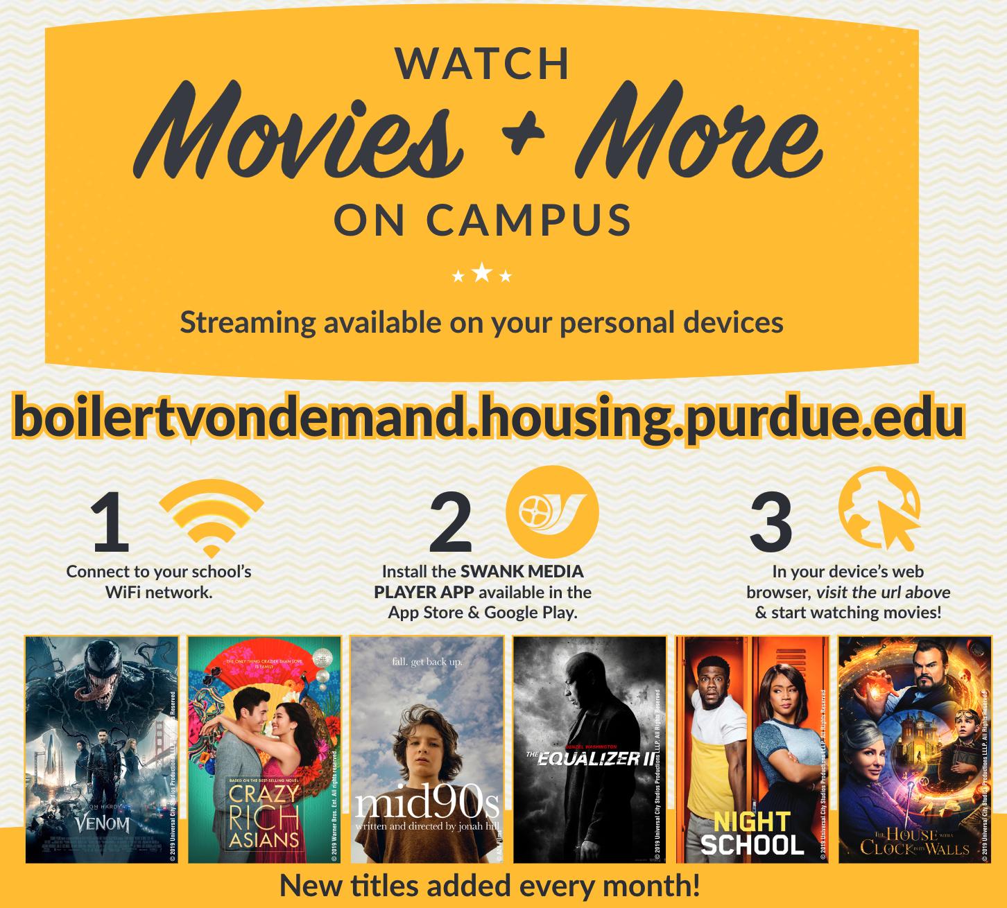 BoilerTV : Purdue University