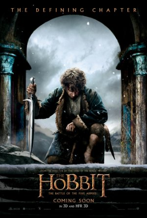 The Hobbit : Battle of the five armies Poster