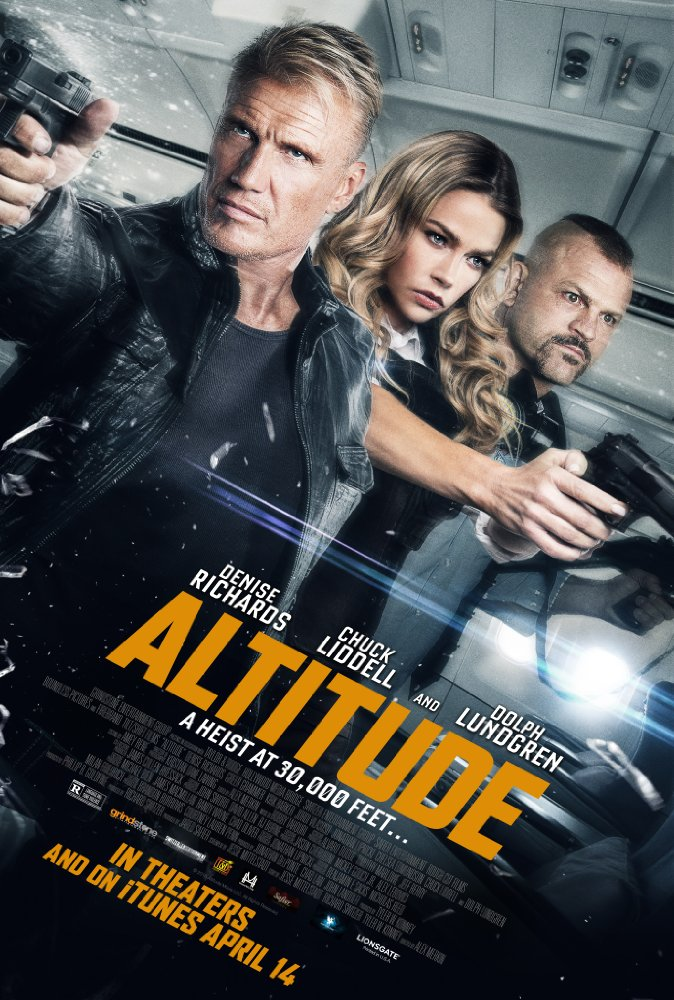 Altitude  Poster