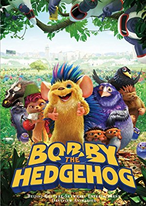 Bobby the Hedgehog Poster