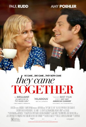 They Came Together Poster
