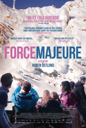 Force Majeure Poster