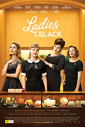 Ladies in Black Poster